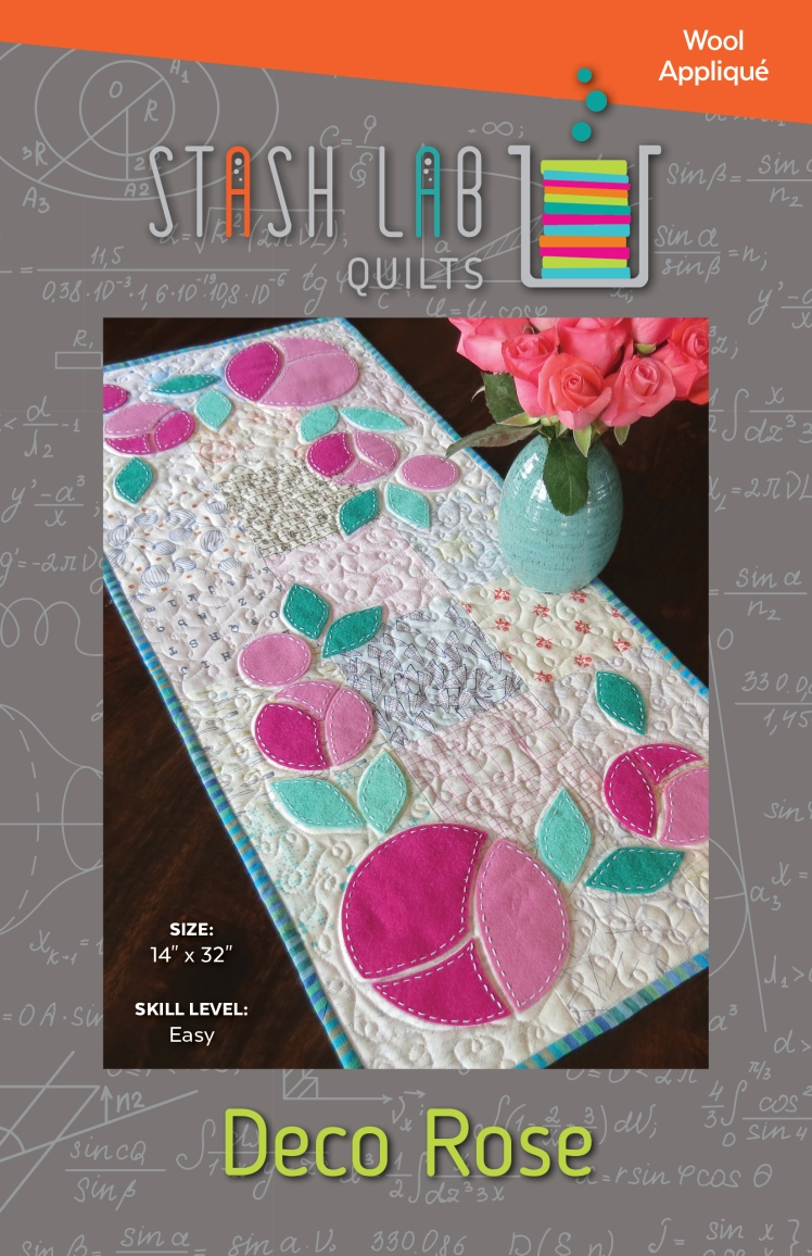 Deco Rose cover front
